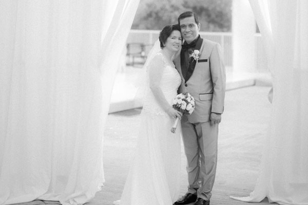 Danilo + Carmencita 25th Silver Wedding Anniversary – Parish of the Immaculate Heart of Mary